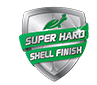 Super Hard Shell Finish Logo