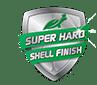 Super Hard Shell Finish Logo